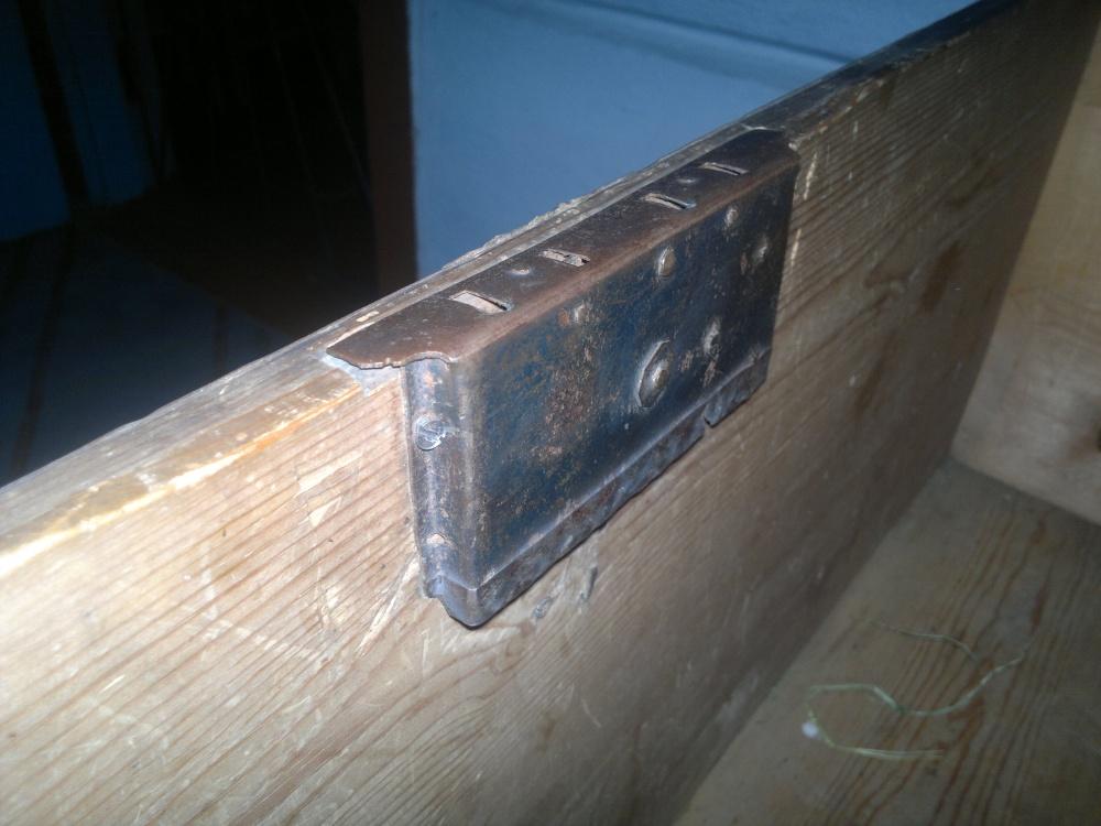 дверь с гладкой панелью